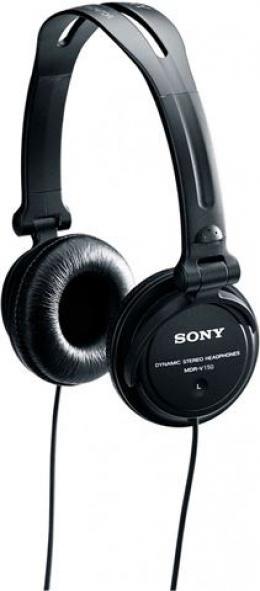 SONY slušalice MDR-V150B black