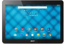 Acer Iconia One10 B3-A10 10.1 IPS 1280*800/OCTA CORE MTK8151/1GB/16GB/0.3+5MP/GPS/Android 5.1/White