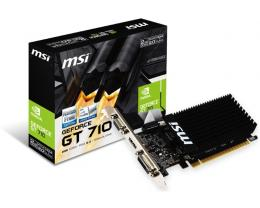 MSI nVidia GeForce GT 710 2GB 64bit GT 710 2GD3H LP