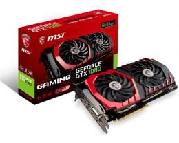 MSI nVidia GeForce GTX 1080 8GB 256bit GTX 1080 GAMING 8G
