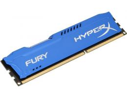 KINGSTON DIMM DDR3 8GB 1866MHz HX318C10F/8 HyperX Fury Blue