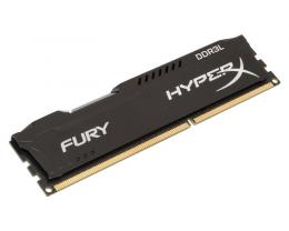 KINGSTON DIMM DDR3 8GB 1600MHz HX316LC10FB/8 HyperX Fury Black
