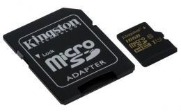 Memorijska kartica  Kingston SD MICRO 16GB HC Class 10 UHS