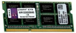 Memorija za notebook Kingston DDR3 8GB 1333MHz