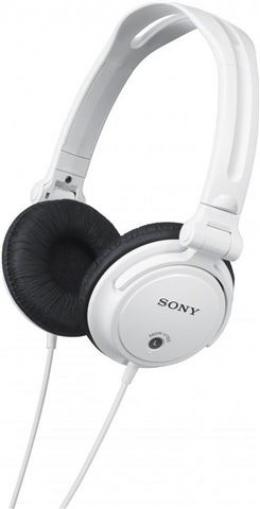 SONY slušalice MDR-V150W white