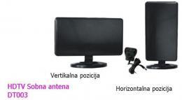 TV antena sobna DT 003