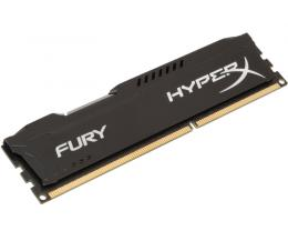 KINGSTON DIMM DDR3 4GB 1600MHz HX316LC10FB/4 HyperX Fury Black