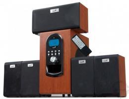 ZVUČNICI GENIUS SW-HF 6000 5.1 Maple wd