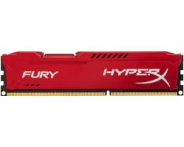 KINGSTON DIMM DDR3 4GB 1866MHz HX318C10FR/4 HyperX Fury Red
