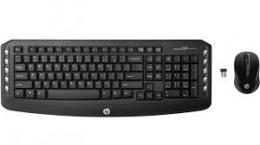 HP Wireless Classic Desktop Keyboard & Mouse Black/EN (LV290AA)