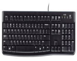 Logitech K120 USB YU Keyboard