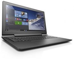 Lenovo IdeaPad 700-15ISK Intel i7-6700HQ/15.6FHD IPS AG/8GB/1TB/GTX950M-4GB/BL KB/DOS/Black