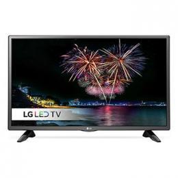LG 32LH510U LED TV 32 HD Ready, DVB-T2,  Metal/Black, Two pole stand