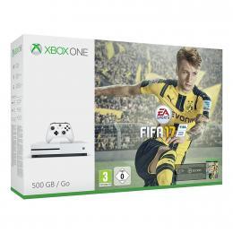 XBOXONE Console 500GB S + Fifa 17
