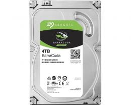 SEAGATE 4TB 3.5 SATA III 64MB 5.900 ST4000DM005 Barracuda Guardian