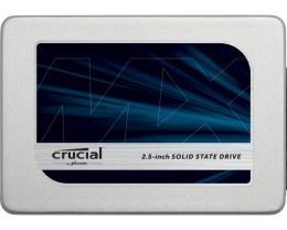 CRUCIAL 525GB 2.5 SATA III SSD MX300 Series CT525MX300SSD1