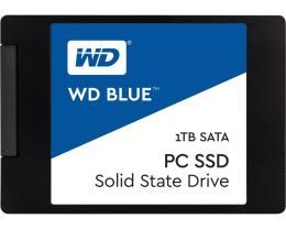WD 1TB 2.5 SATA III WDS100T1B0A Blue