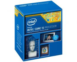INTEL Core i5-4460 4-Core 3.2GHz (3.4GHz) Box