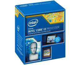 INTEL Core i3-4170 2 cores 3.7GHz Box