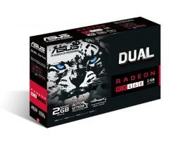 ASUS AMD Radeon RX 460 2GB 128bit DUAL-RX460-2G