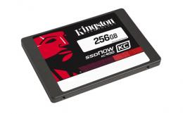 SSD disk Kingston 256GB, SSDNow KC400 SATA 3 2.5