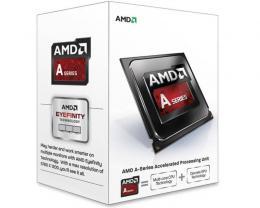 AMD A4-7300 2 cores 3.8GHz (4.0GHz) Radeon R3 Box