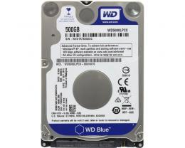 WD 500GB 2.5 SATA III 16MB 5.400rpm WD5000LPCX Blue