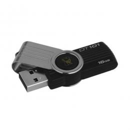 Kingston 16GB DT USB 2.0 DT101G2/16GB crni