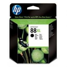 HP No.88 Large Black Ink Cartridge with Vivera Ink (za Officejet Pro K550, L7480/L7680) [C9396AE]