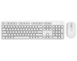 DELL KM636 Wireless US tastatura + miš bela