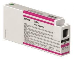 EPSON T824300 UltraChrome HDX/HD Vivid Magenta 350ml kertridž