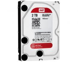 WD 2TB 3.5 SATA III 64MB IntelliPower WD20EFRX Red