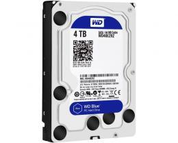 WD 4TB 3.5 SATA III 64MB 5.400rpm WD40EZRZ Blue