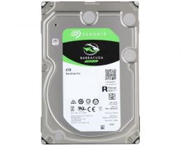 SEAGATE 6TB 3.5 SATA III 256MB 7.200 ST6000DM004  Barracuda Guardian