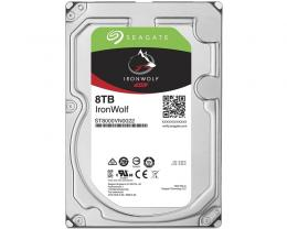 SEAGATE 8TB 3.5 SATA III 256MB ST8000VN0022 IronWolf Guardian