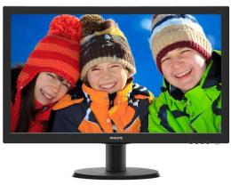 PHILIPS 23.6 V-line 243V5QSBA/00 LED monitor