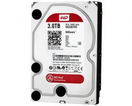 WD 3TB 3.5 SATA III 64MB IntelliPower WD30EFRX Red