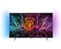 PHILIPS 55 55PUS6201/12 Smart LED 4K Ultra HD Ambilight digital LCD TV $