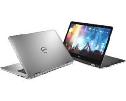 DELL Inspiron 17 7000 Series (7779) 2-u-1 Touch 17.3 FHD Intel Core i7-7500U 2.7GHz (3.5GHz) 16GB 512GB SSD GeForce 940MX 2GB 4-cell srebrni Windows 10 Home 64bit 5Y5B