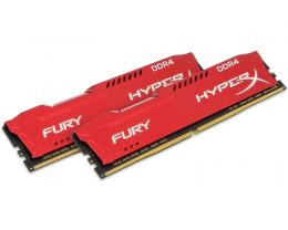 KINGSTON DIMM DDR4 32GB (2x16GB kit) 2133MHz HX421C14FRK2/32 HyperX Fury Red