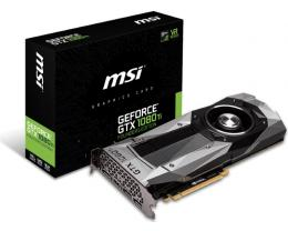 MSI nVidia GeForce GTX 1080 Ti 11GB 352bit GTX 1080 Ti Founders Edition