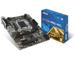 MSI H110M PRO-VHL