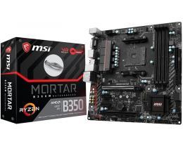 MSI B350M MORTAR