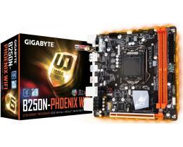 GIGABYTE GA-B250N Phoenix-WIFI rev.1.0