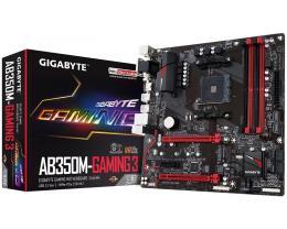 GIGABYTE GA-AB350M-Gaming 3 rev.1.0