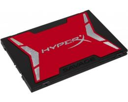 KINGSTON 240GB 2.5 SATA III SHSS37A/240G SSD HyperX Savage