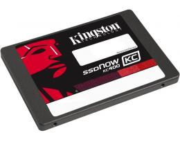 KINGSTON 256GB 2.5 SATA III SKC400S37/256G 7mm SSDNow KC400 series