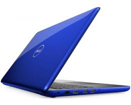 DELL Inspiron 15 (5567) 15.6 Intel Core i3-6006U 2.0GHz 4GB 1TB 3-cell ODD plavi Ubuntu 5Y5B