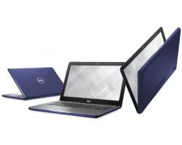 DELL Inspiron 15 (5567) 15.6 Intel Core i3-6006U 2.0GHz 4GB 1TB Radeon R7 M440 2GB 3-cell ODD midnight blue Ubuntu 5Y5B