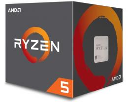 AMD Ryzen 5 1600 6 cores 3.2GHz (3.6GHz) Box